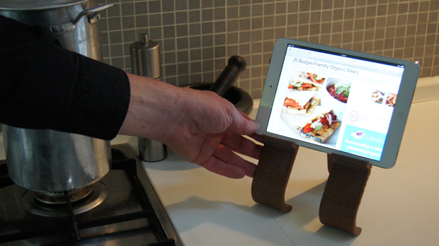 Tree-Pod voor tablet